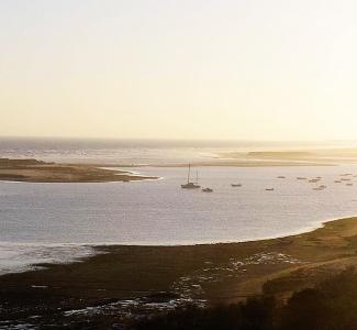 Las bocanas en la evolución de un sistema lagunar costero