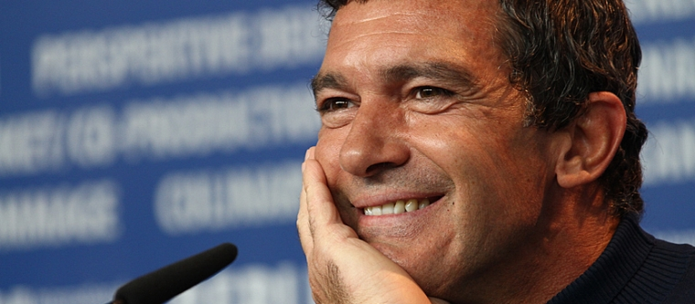 "Antonio Banderas: ""Yes, I can do that"""