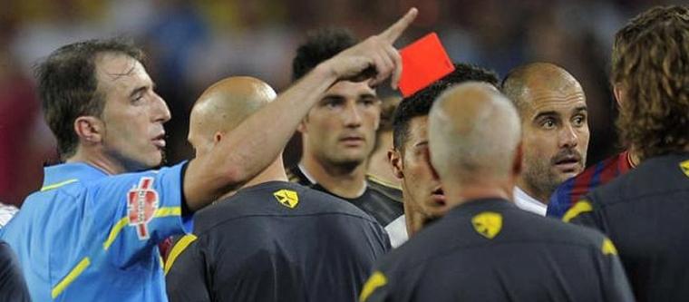 Reflexiones sobre el mundo del fútbol en España. El árbitro