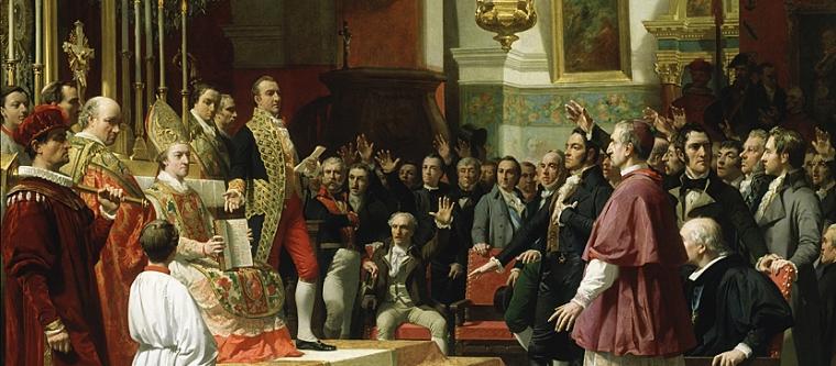 Los cuatro elementos de la Constitución de Cádiz